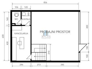 Poslovni prostor - Prodaja - GRAD ZAGREB - ZAGREB - GORNJA DUBRAVA