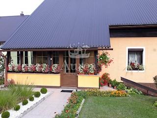 Kuća - Prodaja - PRIMORSKO-GORANSKA - DELNICE - DELNICE