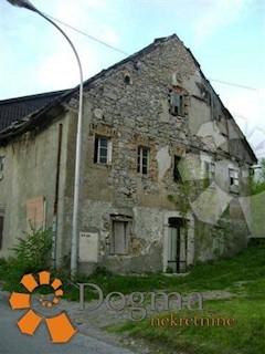 Kuća - Prodaja - PRIMORSKO-GORANSKA - FUŽINE - FUŽINE