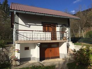 Kuća - Prodaja - PRIMORSKO-GORANSKA - DELNICE - VELIKA LEŠNICA