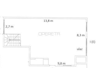 Poslovni prostor - Najam - GRAD ZAGREB - ZAGREB - TREŠNJEVKA