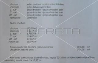 Kuća - Prodaja - GRAD ZAGREB - ZAGREB - ŠPANSKO