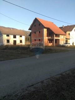 Kuća - Prodaja - KARLOVAČKA - OGULIN - JASENAK