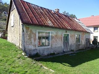 Kuća - Prodaja - PRIMORSKO-GORANSKA - FUŽINE - LIČ