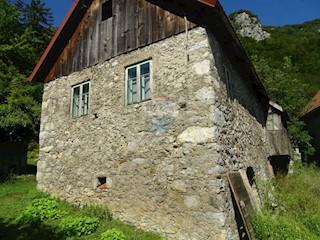 Kuća - Prodaja - PRIMORSKO-GORANSKA - DELNICE - ZAGOLIK