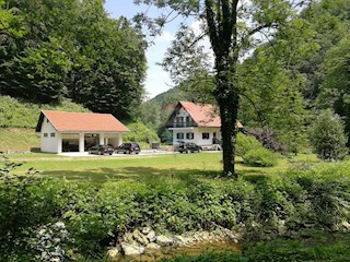 Kuća - Prodaja - ZAGREBAČKA - SAMOBOR - BREGANA