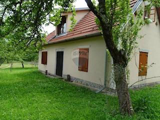 Kuća - Prodaja - PRIMORSKO-GORANSKA - BROD MORAVICE - ZAVRŠJE
