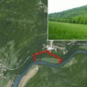Zemljište - Prodaja - PRIMORSKO-GORANSKA - VRBOVSKO - SEVERIN NA KUPI