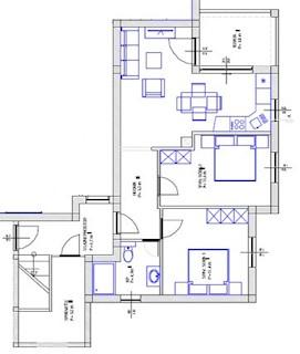 Wohnung - Verkauf - PRIMORSKO-GORANSKA - KRK - SOLINE
