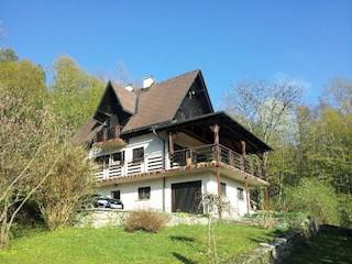 Kuća - Prodaja - PRIMORSKO-GORANSKA - DELNICE - KUPA