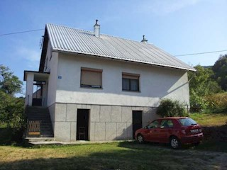 House - Sale - PRIMORSKO-GORANSKA - SKRAD - MALO SELCE