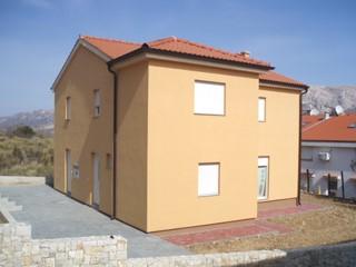 Kuća - Prodaja - PRIMORSKO-GORANSKA - KRK - BAŠKA