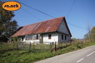 Kuća - Prodaja - PRIMORSKO-GORANSKA - MRKOPALJ - MRKOPALJ