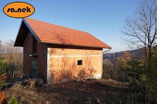 Kuća - Prodaja - ZAGREBAČKA - SAMOBOR - CERJE SAMOBORSKO