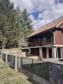 Kuća - Prodaja - KARLOVAČKA - OGULIN - ZAGORJE