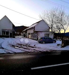 Kuća - Prodaja - KARLOVAČKA - JOSIPDOL - JOSIPDOL